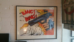 Bang Bang, Dave White Alternate View