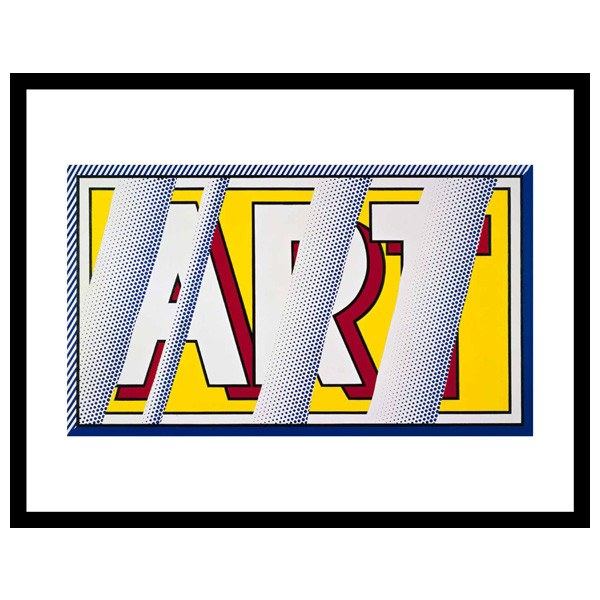 Reflections: Art, Roy Lichtenstein - CultureLabel