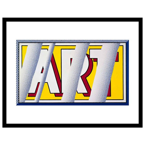 Reflections: Art, Roy Lichtenstein