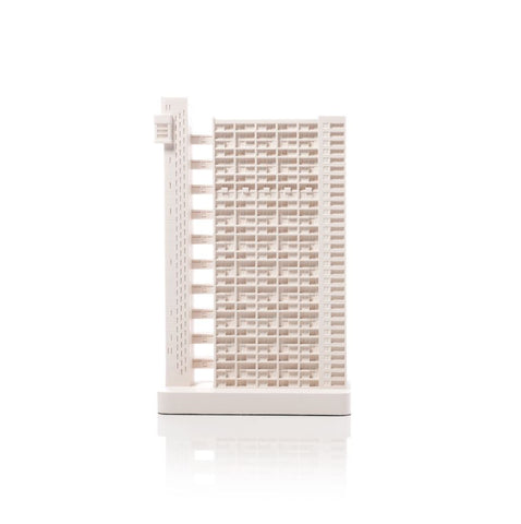 Trellick Tower Architecture Model, Chisel And Mouse