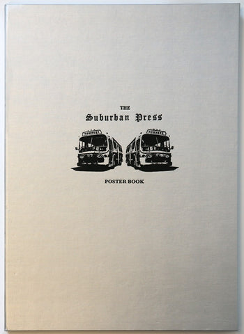 The Suburban Press: Poster Book Box Set (Signed), Jamie Reid