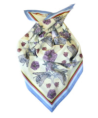 Love Bees Silk Scarf, Penelope Kenny