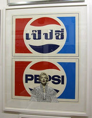 Marilyn on Pepsi, Pakpoom Silaphan Alternate View