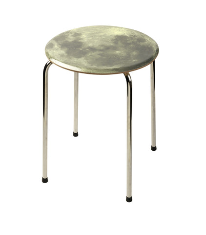 Moon Stool, The Science Museum