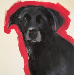 Labrador, Sally Muir Alternate View
