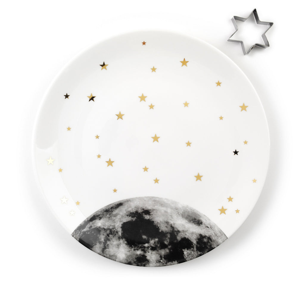 Mooon Platter and Star Cookie Cutter, The Science Museum - CultureLabel - 1