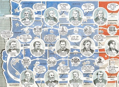 Presidents of the USA, Adam Dant Alternate View