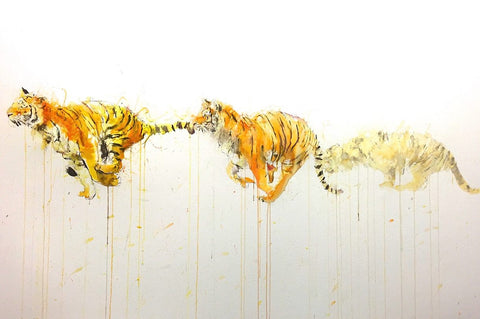 Tiger - Movement, Dave White - CultureLabel - 1