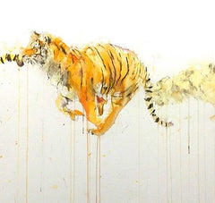Tiger - Movement, Dave White Alternate View