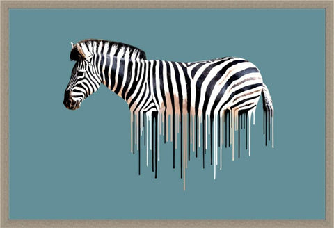 Zebra, Carl Moore Alternate View