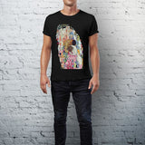 Gustav Klimt: Death and Life (detail) T-Shirt - CultureLabel - 2