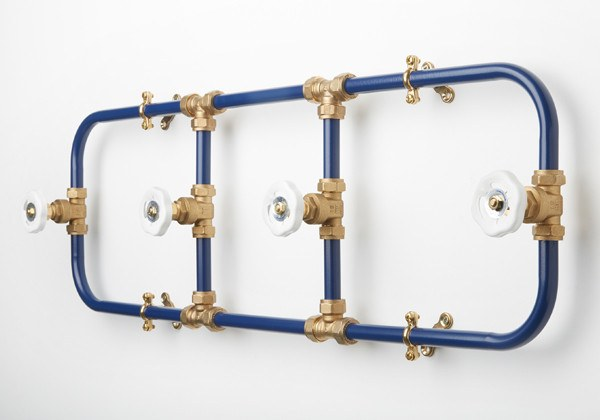 Pipework Coat Rack, Nick Fraser - CultureLabel - 1
