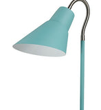 Gooseneck Lamp Blue, The British Library - CultureLabel