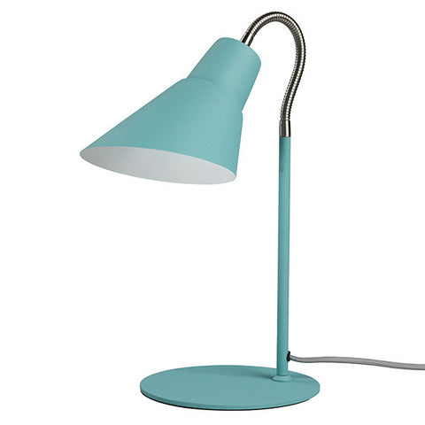 Gooseneck Lamp Blue, The British Library
