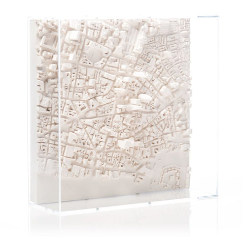 London Cityscape 1:5000 Scale, Chisel And Mouse - CultureLabel