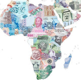 Money Map of the World, Justine Smith - CultureLabel - 5
