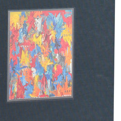 Hardback Jasper Johns Exhibition Catalogue Alternate View