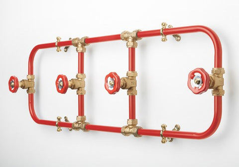 Pipework Coat Rack, Nick Fraser - CultureLabel