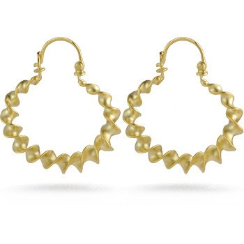 Blair Drummond Torc Earrings, National Museum of Scotland - CultureLabel - 1