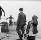 Angling Party Come Ashore, Sandwick, Tom Kidd - CultureLabel