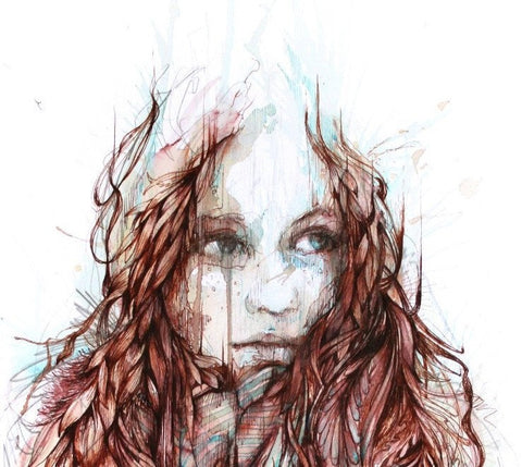 Comfort, Carne Griffiths Alternate View