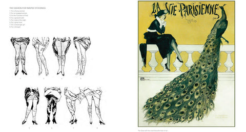 La Vie Parisienne, Victor Arwas Alternate View