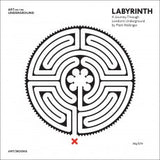Labyrinth: A Journey Through London's Underground, Mark Wallinger, Art / Books - CultureLabel - 1