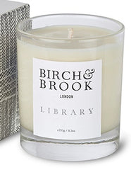 Library Scented Candle, The British Library Alternate View