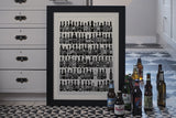 99 Bottles, Run For The Hills - CultureLabel - 2 (framed and set in interior)