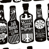 99 Bottles, Run For The Hills - CultureLabel - 5 (close up- 'Jail House Ale')
