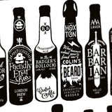 99 Bottles, Run For The Hills - CultureLabel - 6 (close up; 'Colin's Beard')