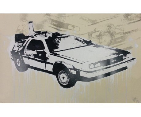Delorean, RYCA - CultureLabel - 1