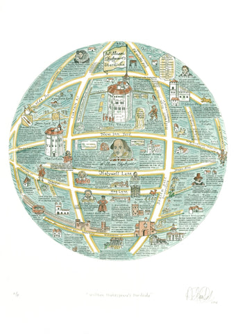 William Shakespeare's Shordiche, Adam Dant - CultureLabel - 1
