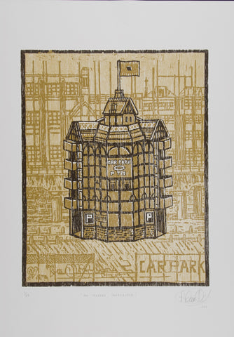 The Theatre, Shoreditch, Adam Dant