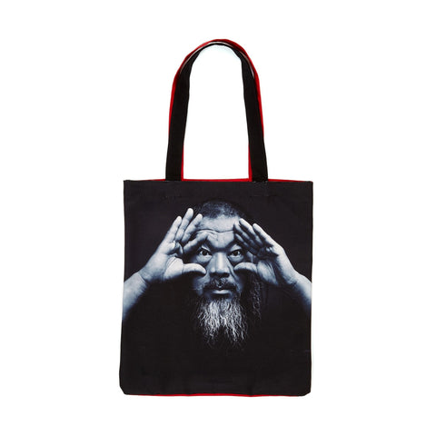 Ai Weiwei Hardback Notebook and Tote Bag, Royal Academy