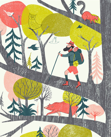 The Great Outdoors, Angela Keoghan - CultureLabel