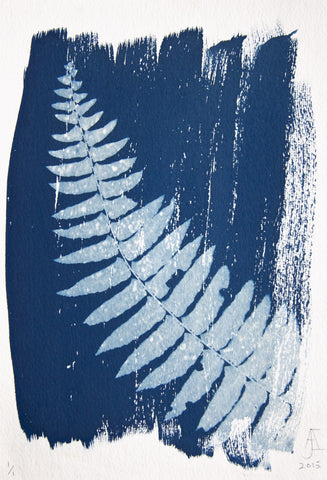 Fern Frond, Angela Easterling