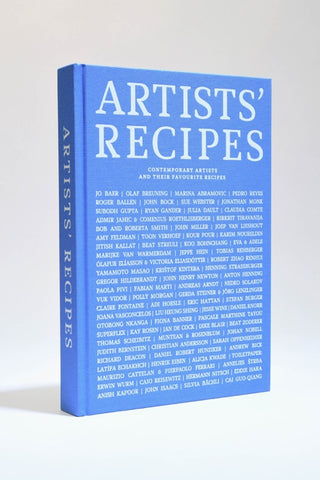 Artists Recipes