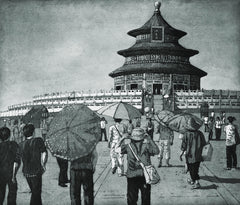 The Temple of Heaven, Beijing, Jane Peart