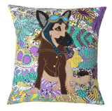 Meg the Aviator Cushion, Mia Loves Jay - CultureLabel