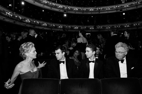 Sharon Stone at the British Academy Film Awards, BAFTA - CultureLabel - 1
