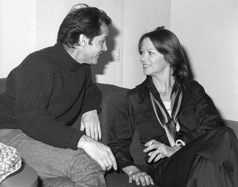 Jack Nicholson and Louise Fletcher, BAFTA