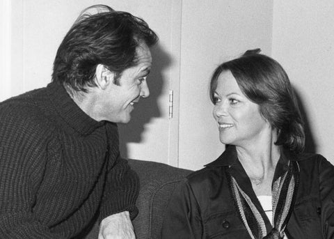 Jack Nicholson and Louise Fletcher, BAFTA Alternate View