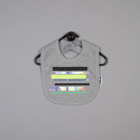Grey Bib, Shapes of Things - CultureLabel - 1