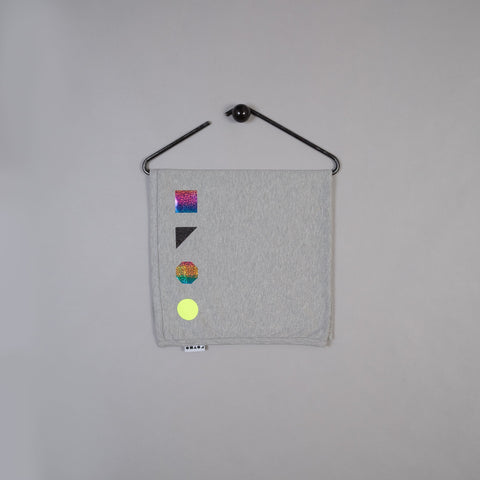 Baby Blanket, Shapes Of Things - CultureLabel - 1