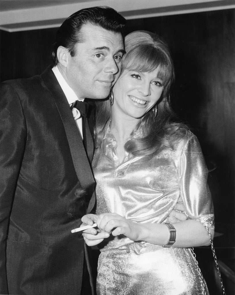 Julie Christie and Dirk Bogarde at the British Academy Film Awards, BAFTA - CultureLabel - 1