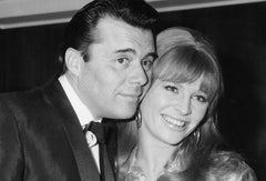 Julie Christie and Dirk Bogarde at the British Academy Film Awards, BAFTA Alternate View