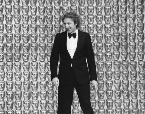Gene Wilder at the British Academy Film Awards in 1978, BAFTA