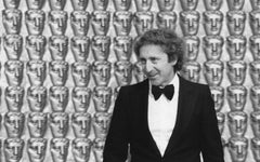 Gene Wilder at the British Academy Film Awards in 1978, BAFTA Alternate View