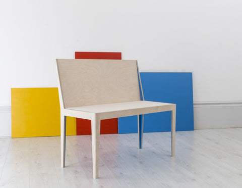 Ply Bench SB01-2, Baines&Fricker - CultureLabel